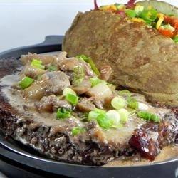 طرز تهیه استیک گوشت گاو