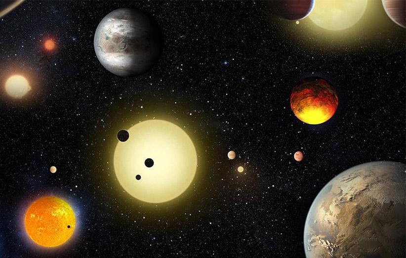 ناسا کشف ۱۲۸۴ سیارهی فراخورشیدی جدید را تایید کرد
