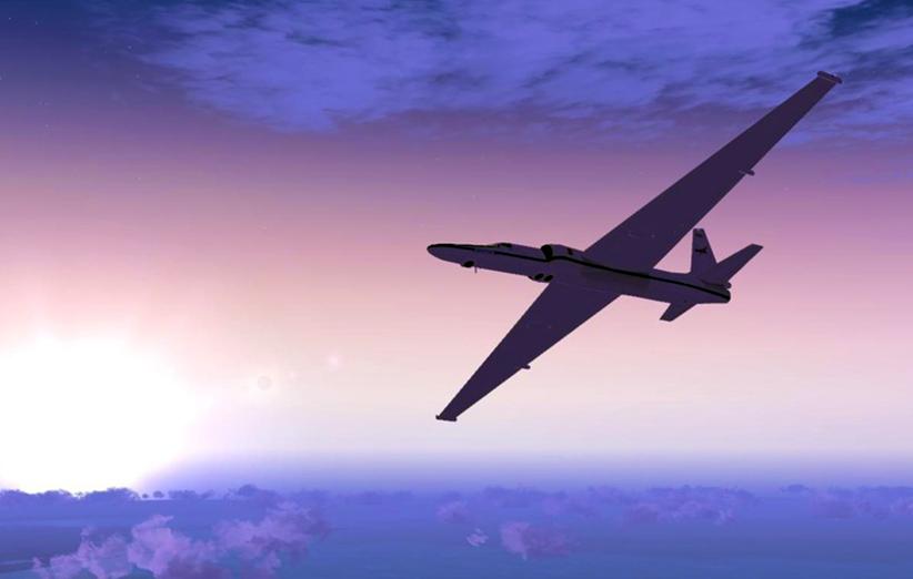 پرواز در مرزهای فضا