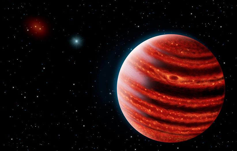 سیارهای شبیه مشتری پیدا شد