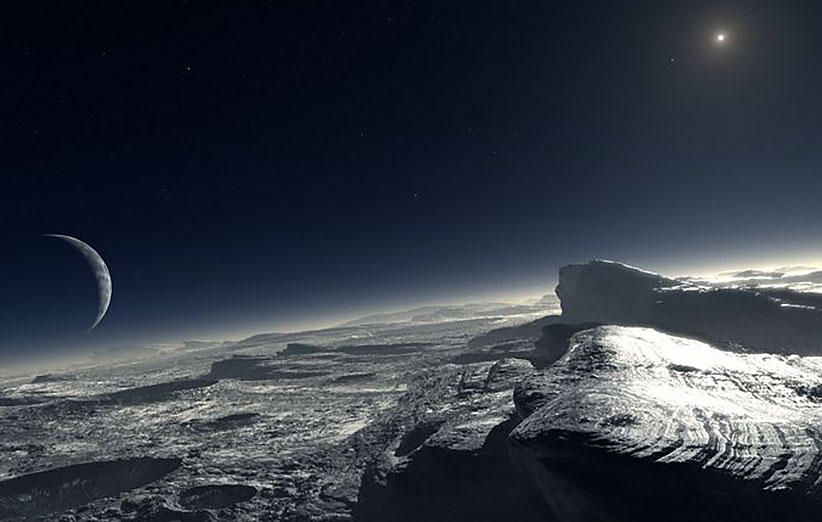کاوشگر کنجکاوی ناسا روی مریخ سلفی گرفت