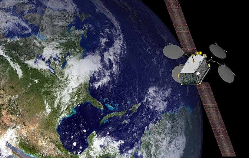 نخستین ماهوارهی مجهز به پیشرانهی الکتریکی جهان، شروع به کار کرد