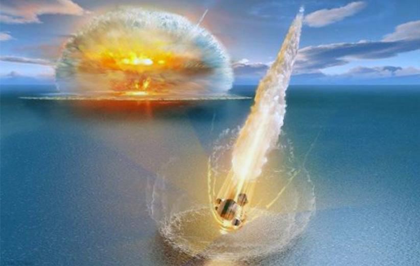 مدارکی از برخورد همزمان دو شهابسنگ در سوئد پیدا شد
