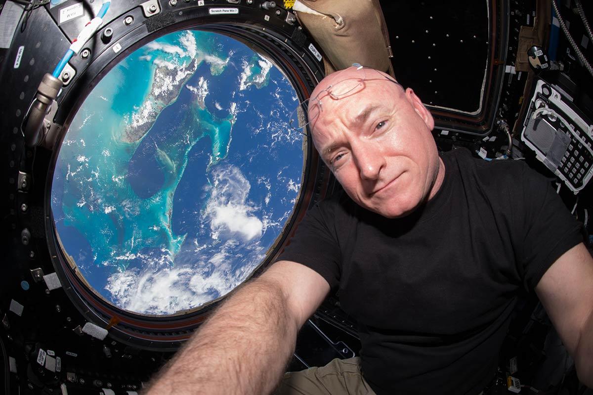 مردی که بیشتر از هر فضانوردی در فضا بوده را ببینید