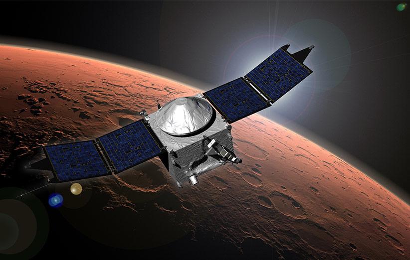 ناسا امشب خبری مهم دربارهی مریخ منتشر میکند