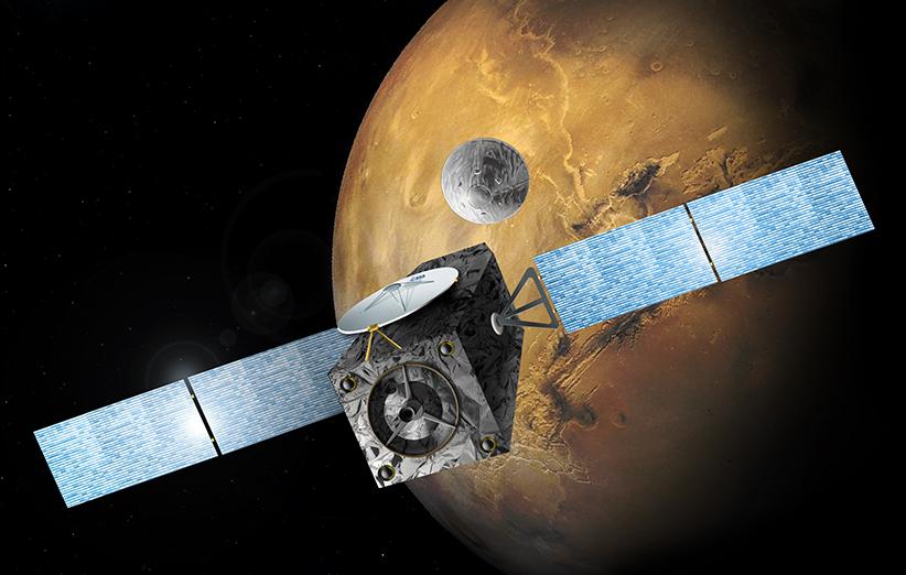 ماموریت اگزومارس کلید خورد؛ اروپا و روسیه به مریخ میروند