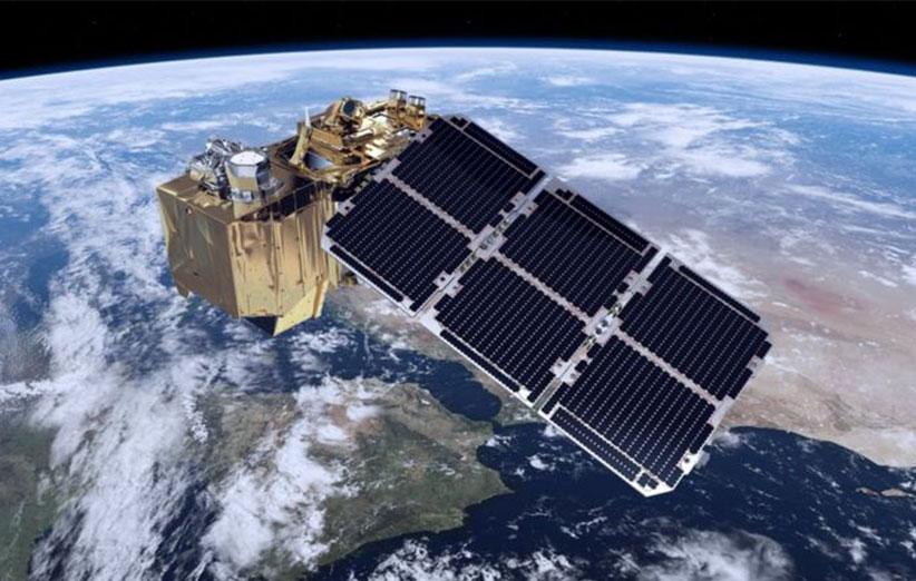 انتشار عمومی تصاویر ماهوارهی اروپایی سنتینل ۲a از سطح زمین