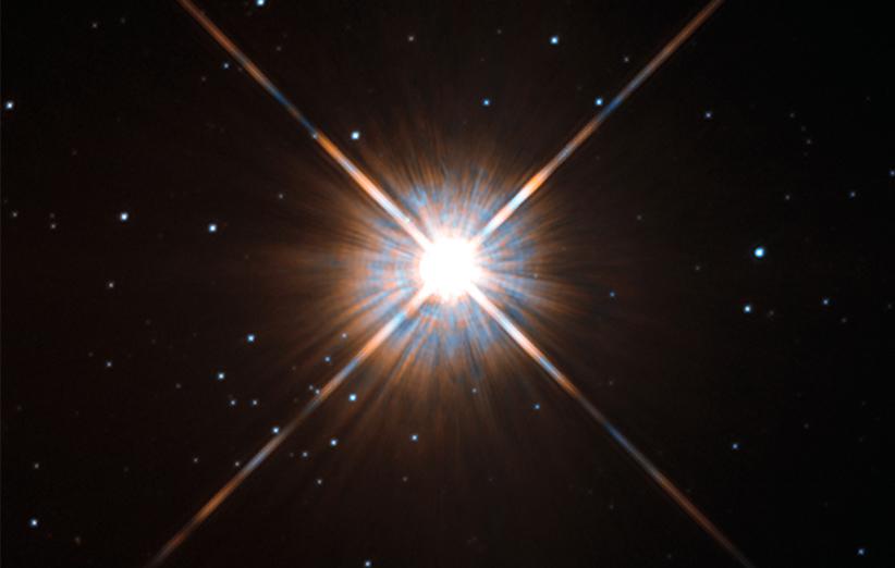 تصویر نجومی روز ناسا (۲۸ دی ۹۴): نزدیکترین همسایهی ما