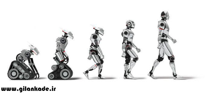 جایگزین شدن رباتها در آینده