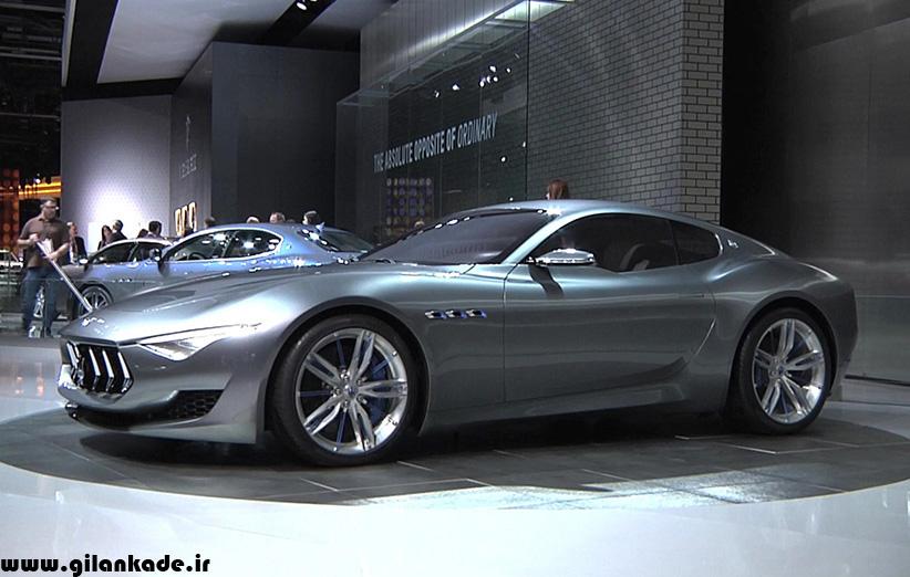 اولین اتومبیل تمام الکتریکی مازاراتی در سال 2020 راهی بازار می شود