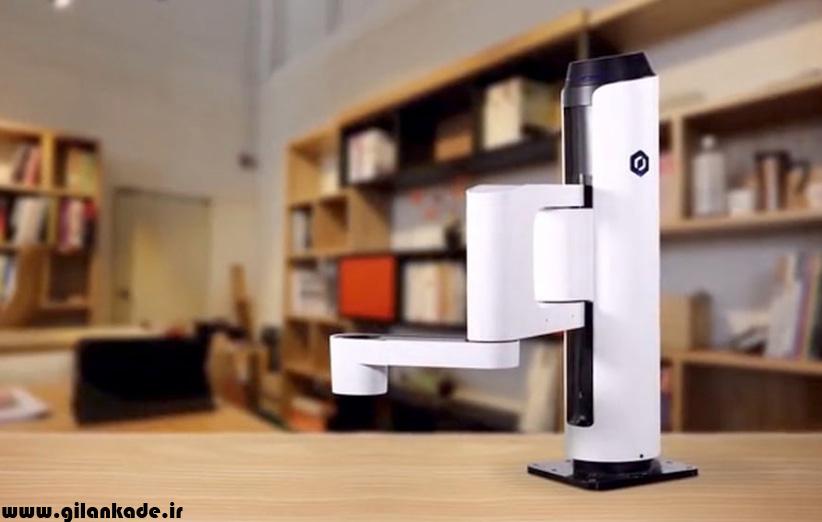 این بازوی رباتیک را ببینید چه کارها که نمیکند!