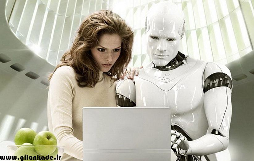 تا سال ۲۰۳۰ همه ما ربات خانگی داریم