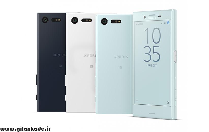 اندروید ۷٫۰ برای گوشیهای سونی عرضه شد