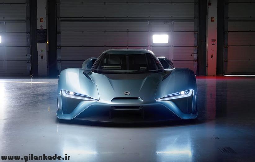 چینیها سریعترین خودروی سوپر اسپرت الکتریکی دنیا را معرفی کردند