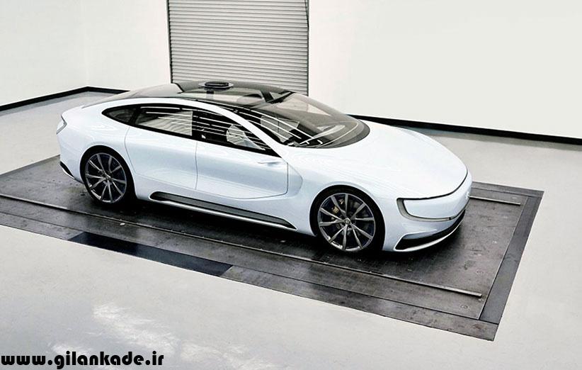 چینیها هم خودرو الکتریکی میسازند