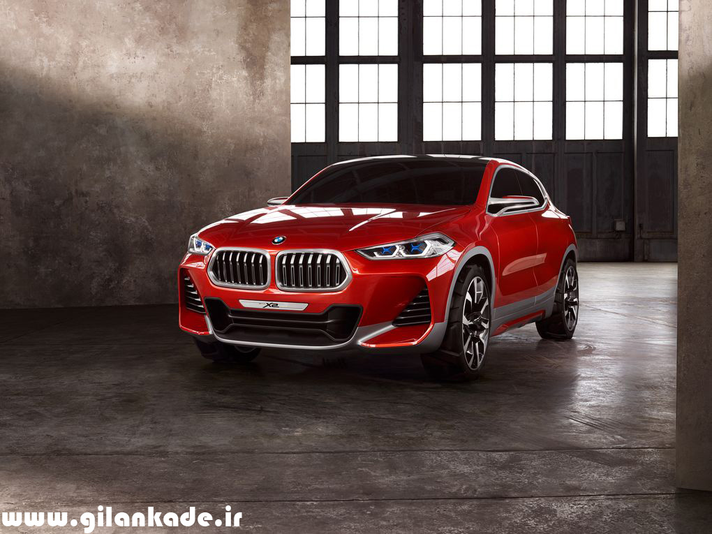 X2 ؛ شاهکار جدید BMW را ببینید