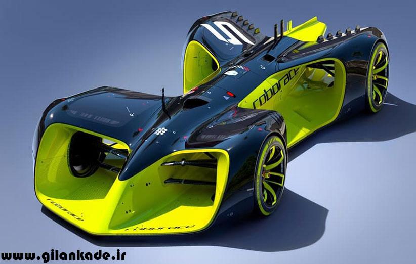 روبوریس اطلاعات بیشتری از ماشین مسابقهای خودرانش منتشر کرد