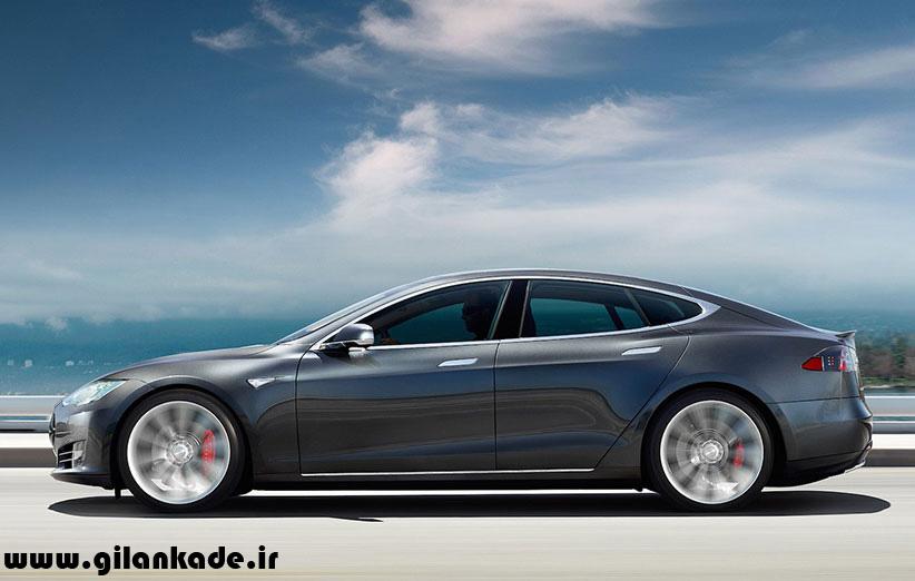 تسلا مدل S جدید، سومین خودروی سریع جهان است