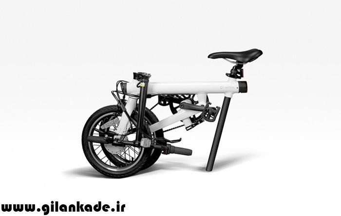 دوچرخهی برقی ۱٫۵ میلیون تومانی شیائومی