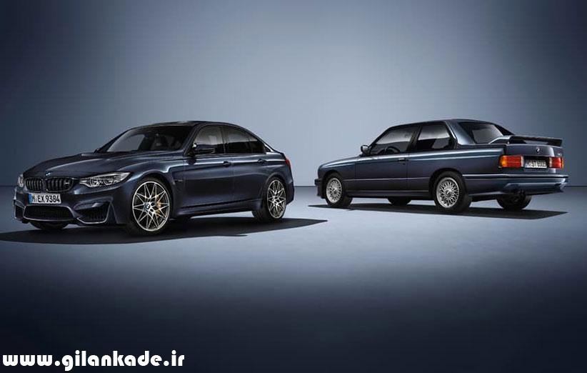 ب ام و با یک مدل جدید سیسالگی M3 را جشن میگیرد