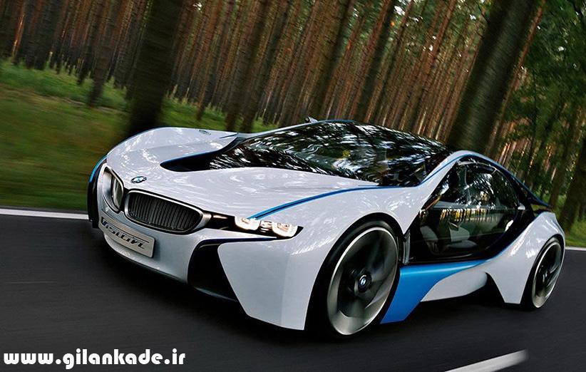 مدل جدید BMW i8 احتمالا در سال ۲۰۱۷ عرضه میشود