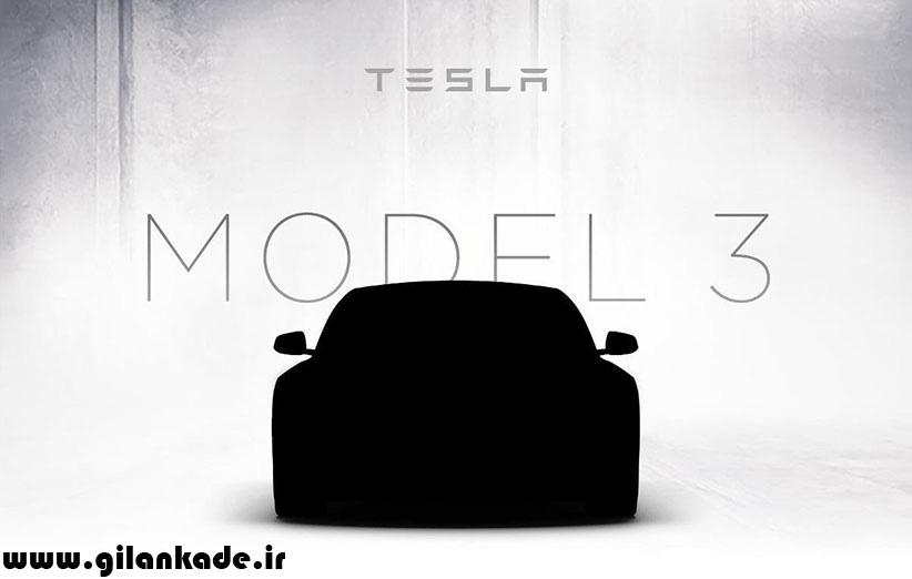 آقای ماسک با خودروی الکتریکی جدیدش به استقبال عموم میرود
