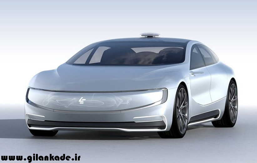 خودروی الکتریکی LeSEE، تسلا Model S را هدف گرفته