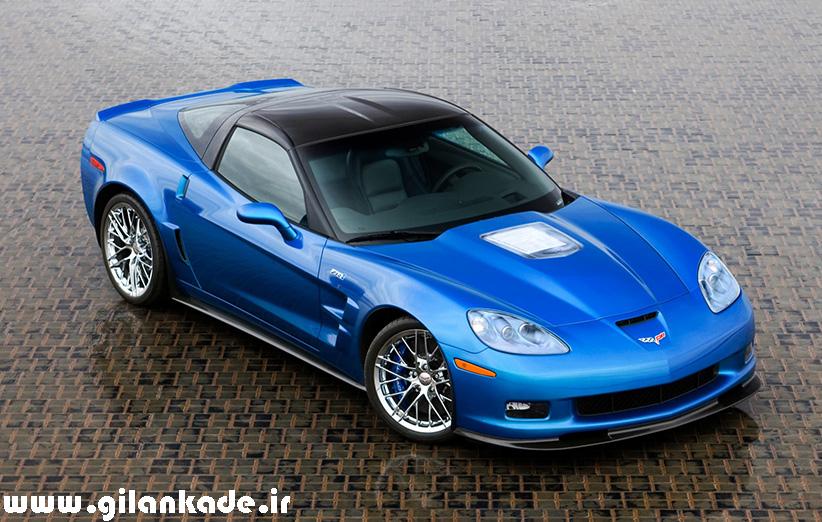 شورلت کوروت، سریعترین خودروی برقی جهان