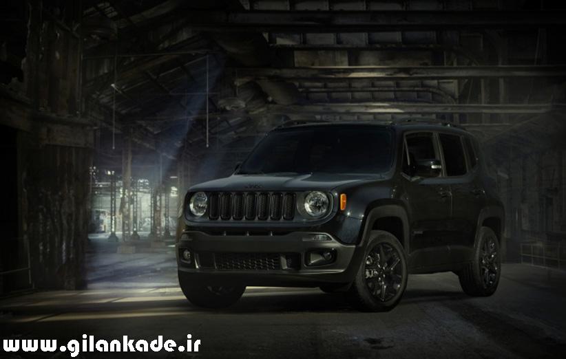 مدل جدید Jeep Renegade برای فیلم بتمن در برابر سوپر من معرفی شد