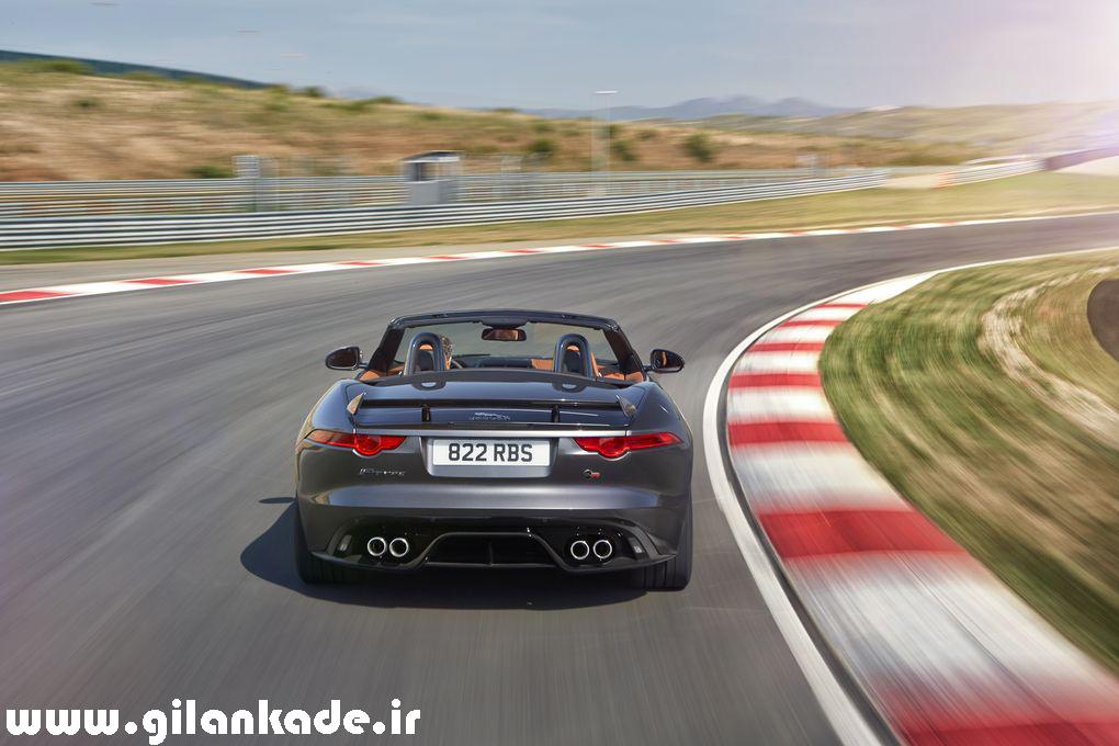 سریعترین خودروی جگوا