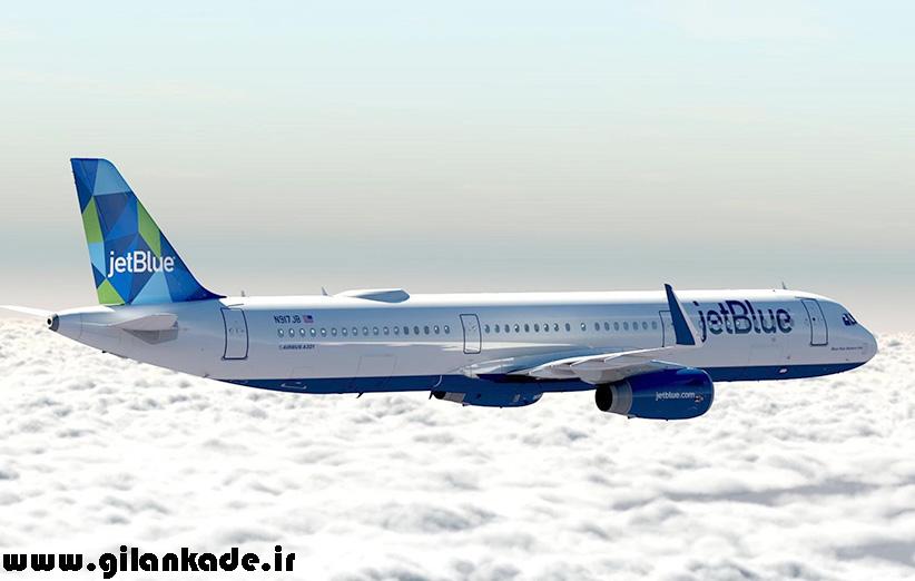 فلای-فای: اولین وای-فای ویژهی داخل هواپیما