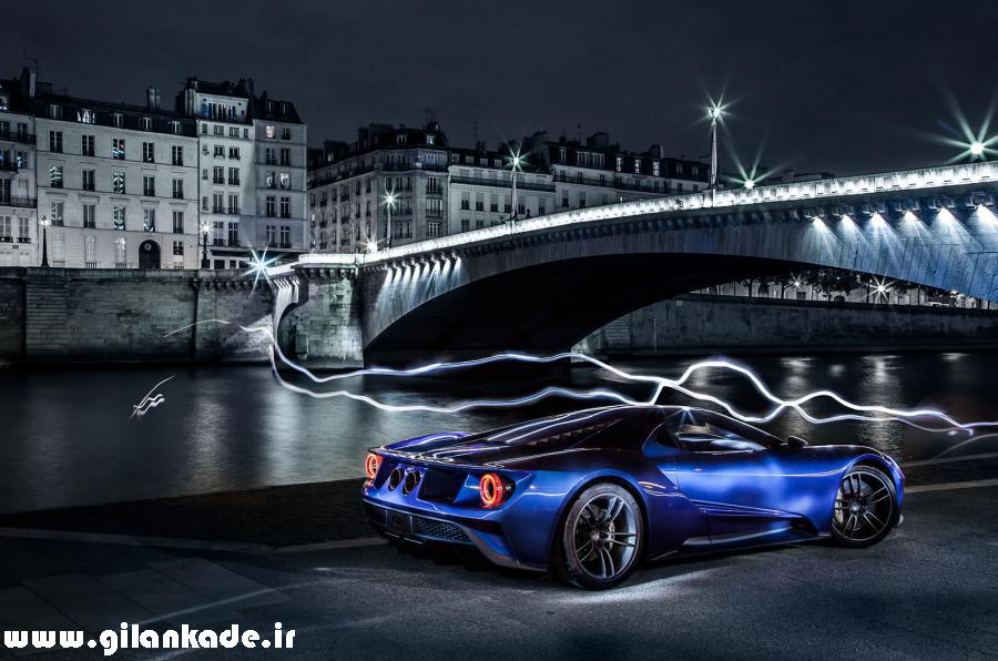 مدل جدید فورد GT
