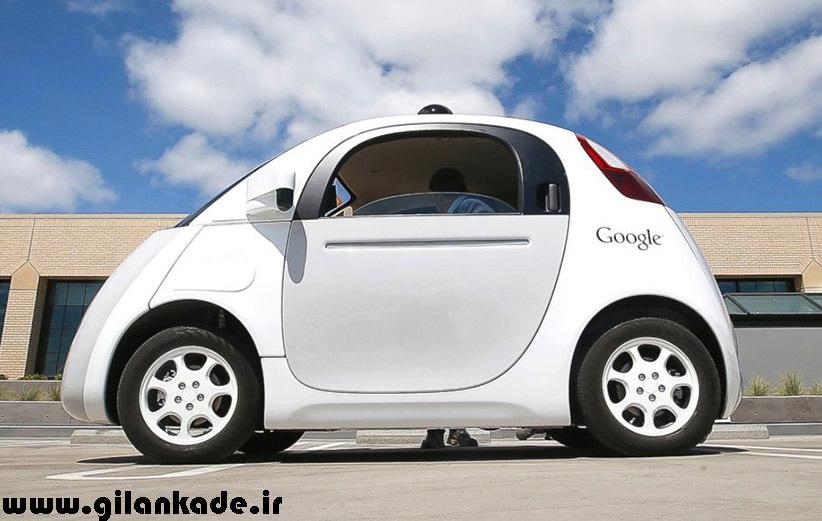 اتومبیلهای خودران گوگل، رقیب جدی اوبر!