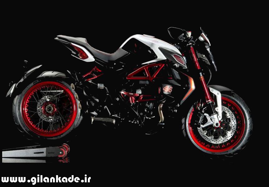 نقش لوئیس همیلتون در طراحی مدل مخصوصی از موتور سیکلت Dragster