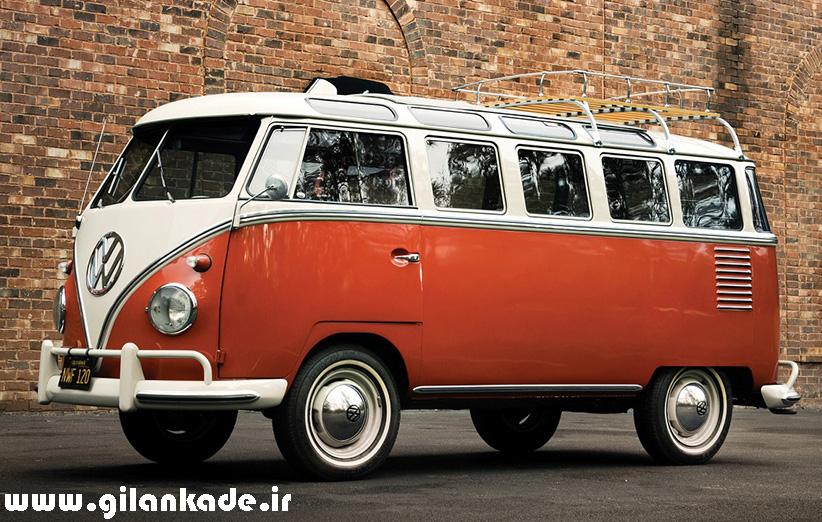 فولکسواگن از Microbus جدید در CES رونمایی خواهد کرد