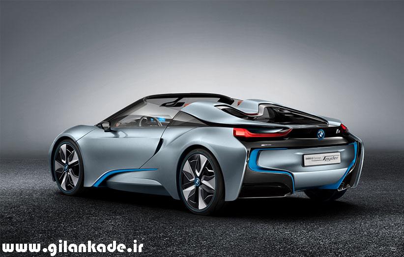 خودروی Spyder شرکت BMW به واقعیت تبدیل میشود