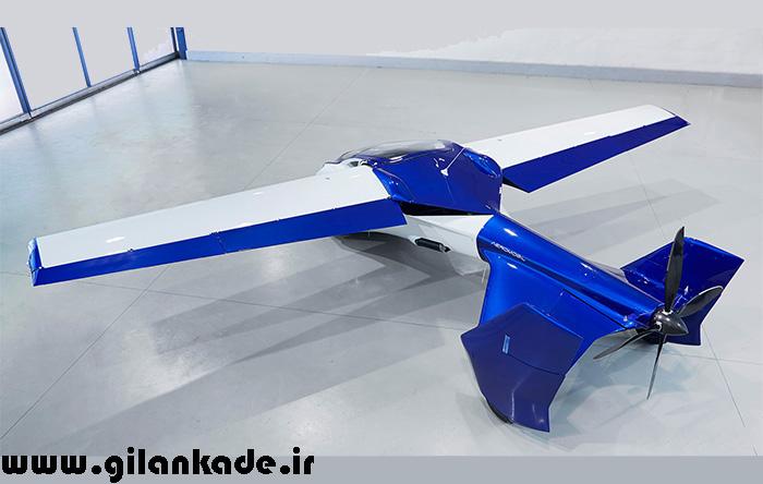 خودروی پرندهی ایروموبیل