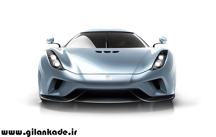 سوپر خودروی جدید Koenigsegg ؛ چیزی شبیه به تبدیل شوندگان