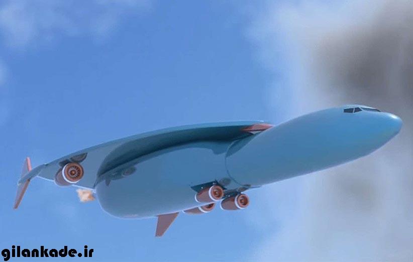 ایرباس سریعترین جت مسافری مافوق صوت را میسازد