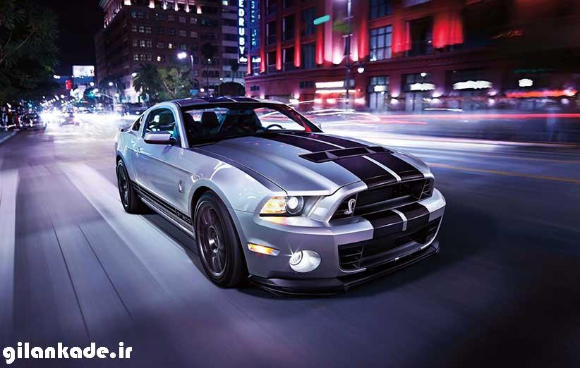 فورد رانندگی در شب را امنتر میکند
