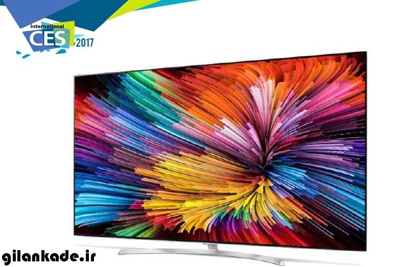 تلویزیونهای جدید الجی با فناوری Nano Cell معرفی شدند