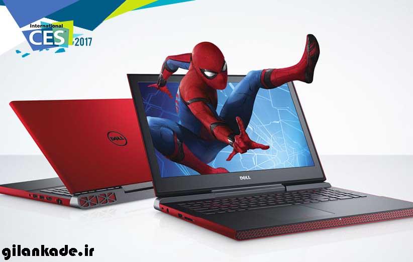 معرفی لپتاپهای جدید Dell