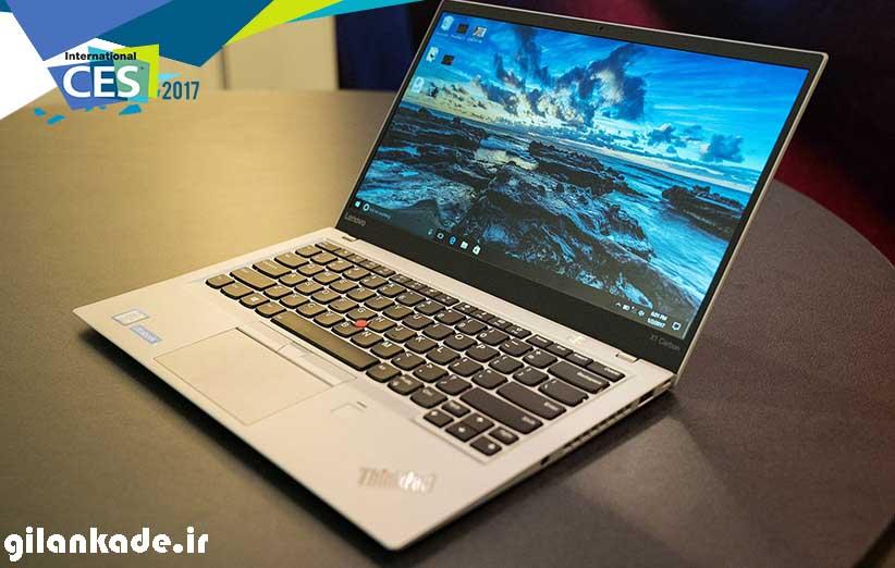 لنوو لپتاپ ThinkPad X1 Carbon را معرفی کرد