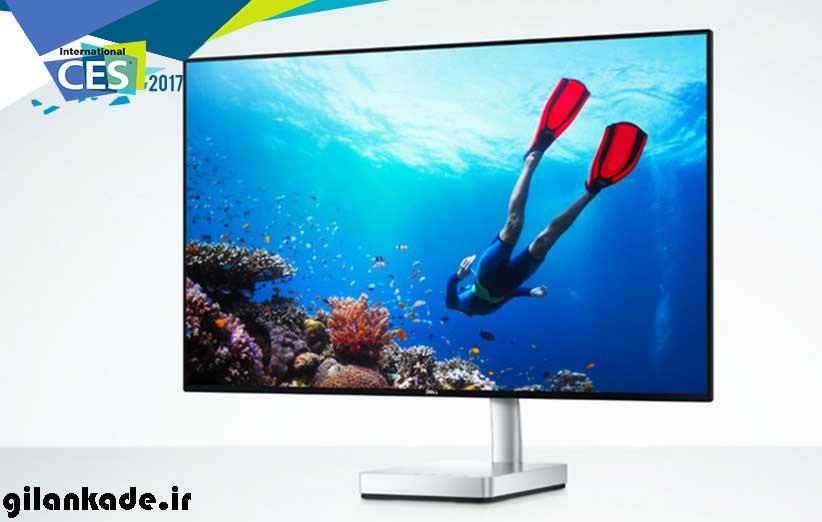 مانیتور ۲۷ اینچی Dell معرفی شد