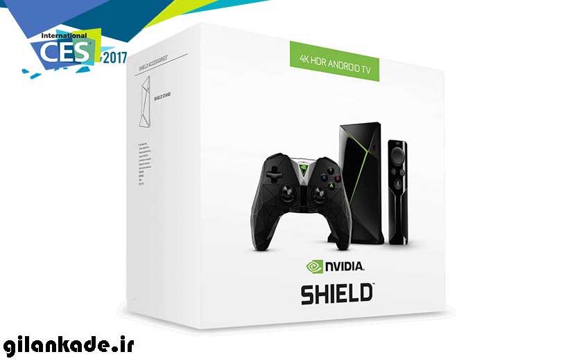 مدل جدید کنسول بازی اندرویدی Nvidia Shield معرفی شد