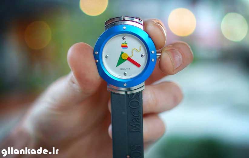 اولین ساعت اپل در سال ۱۹۹۵ تولید شده بود