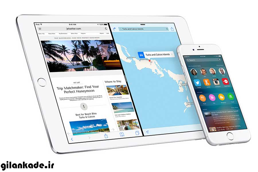 iOS 10.2 برای آیفون و آیپد عرضه شد