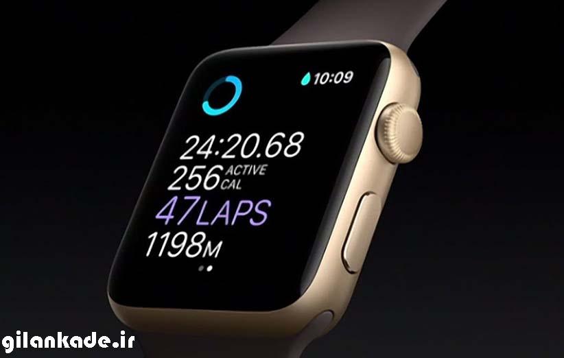 اپل واچ ۳ باریکتر از مدلهای فعلی خواهد بود
