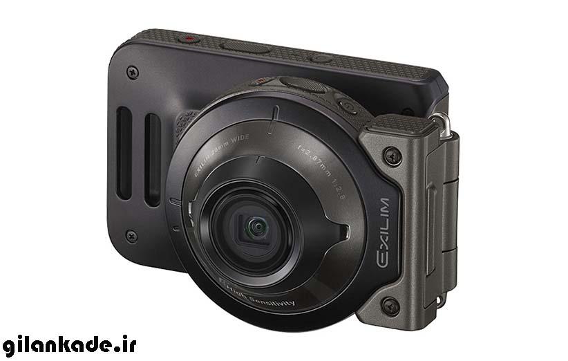 دوربین جدید کاسیو عکاسی در شب را متحول میکند