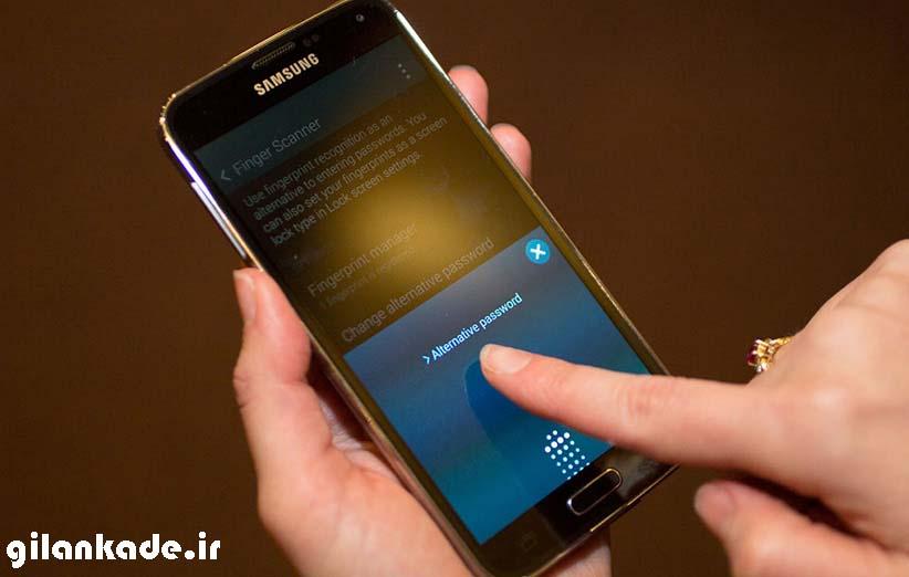 گلکسی S8 با ۸ گیگابایت رم عرضه میشود